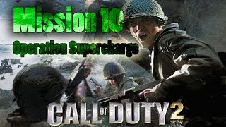 Call of Duty 2 Mission 10