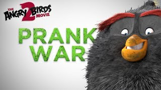 The Angry Birds Movie 2 | Crafty Birds – DIY Pig Snot Recipe!