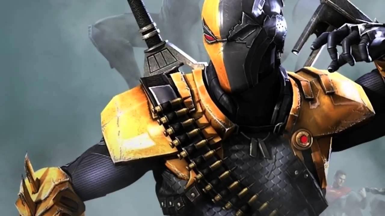 deathstroke helmet injustice - photo #22