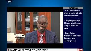Financial Sector Confidence - Joy Business Prime (10-3-20)