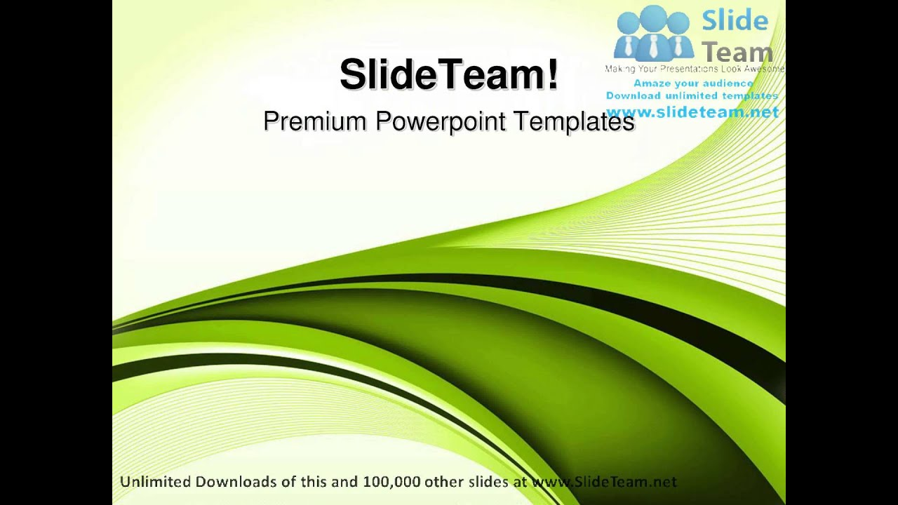 Green abstract background powerpoint templates themes and green abstract background powerpoint templates themes and backgrounds graphic designs youtube alramifo Images