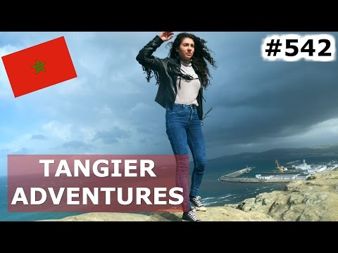 MOROCCO IS STEALING ME FROM INDIA TANGIER DAY 542 | TRAVEL VLOG IV