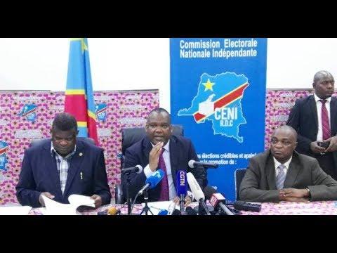 CENI A REPORTE LA DATE DE LA PUBLICATION DES RÉSULTATS PROVIVOIRES DES ELECTIONS
