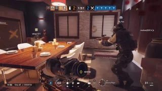 Rainbow 6 with friend's