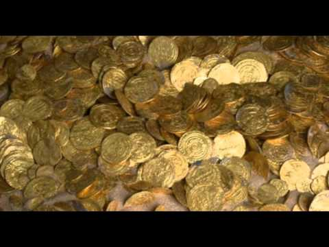WOW! Largest Trove of Gold Coins Ever Discovered In Israel