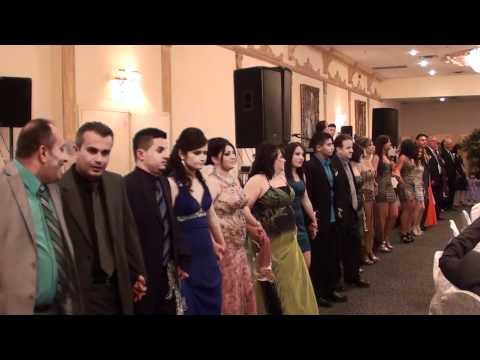 Assyrian wedding Martin & Nahrain - August. 07.2010, in Canada, Toronto   HD