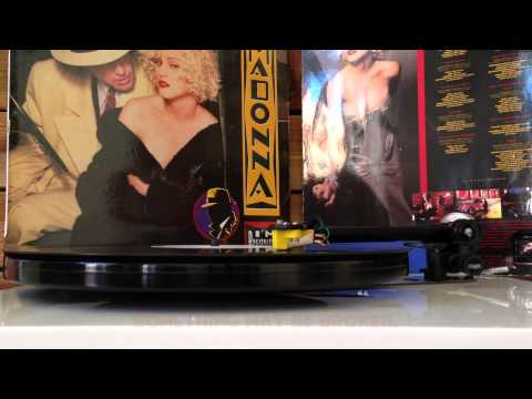 Madonna What Can You Lose vinyl Lyrics By Julio Skov