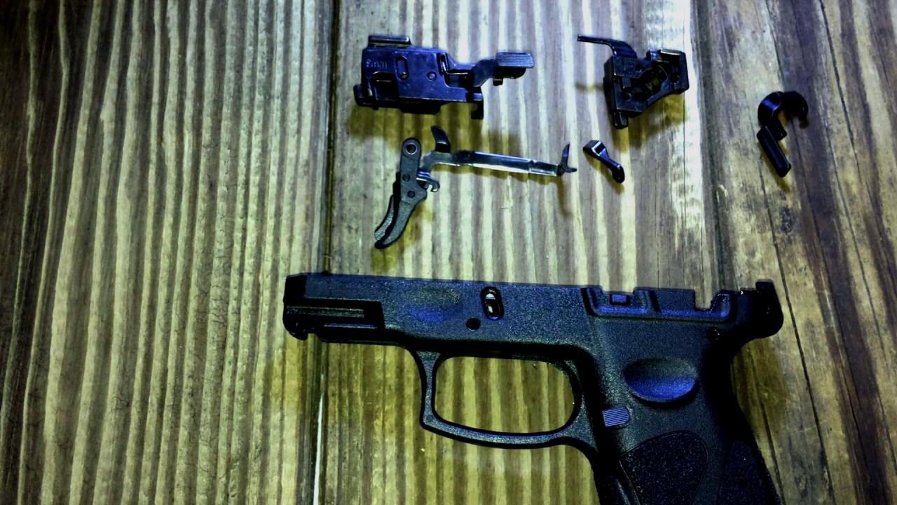 Taurus PT111 G2 (Trigger Job)
