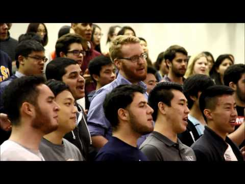 UC San Diego Gospel Choir Tops the Charts among Students