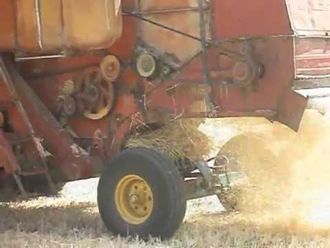 Жатка кукурузная КМС-6 комбайна Нива-Эффект - YouTube