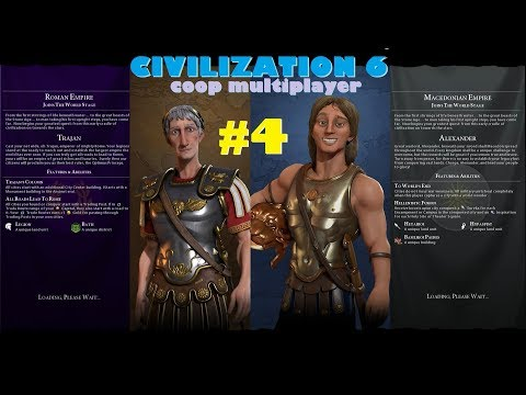 Civ6 Co-op Multiplayer | Ep4: 2560 - 2000 BC