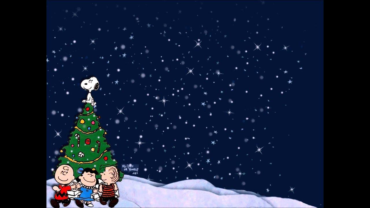 Charlie Brown Christmas Tree Lot