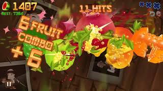 Fruit Ninja Classic: Bamboo Blade 3277