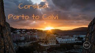 8. Corsica- Porto to Calvi