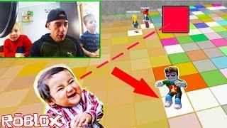 Игра Почему Папа Проиграл Роблокс Цвета Угадай в Color Craze Roblox
