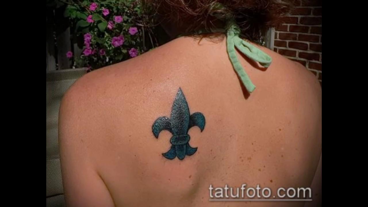Значение тату геральдическая лилия - примеры удачных татуировок на фото (видео)