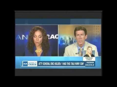 Mark O'Mara interviewd by Sunny Hostin on Nancy Grace July 16 2013