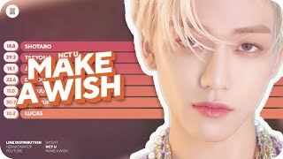 Download Lagu Nct U Make A Wish Birthday Song Line Distribution Color Coded  MP3