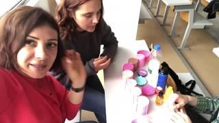 LOL GERÇEK SAÇLI BİGUDİLERİN İÇİNDEN NE ÇIKARSA SLİME CHALLENGE! Slime Yarışması , Bidünya Oyuncak