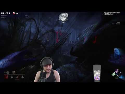 GHOST FACE SEES YOU! - Dead by Daylight!