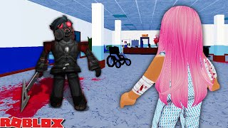 ESCAPING THE HOSPITAL FROM THE INFECTED    OUTBREAK CHAPTER 1   Roblox