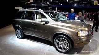 Volvo XC90 2013 Videos
