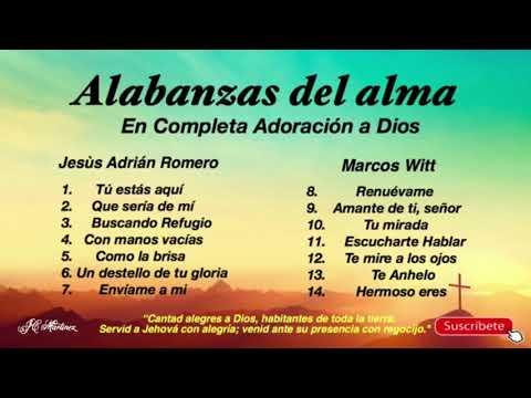 Alabanzas Del Alma | En Completa Adoración A Dios