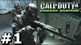 🎮Call Of Duty 4 Modern Warfare 1# (El Barco)🚢