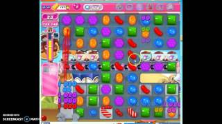 Candy Crush Level 538 help w/audio tips, hints, tricks