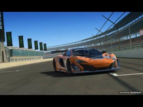 Real Racing 3 Tutorial McLaren 650S GT3 Gameplay
