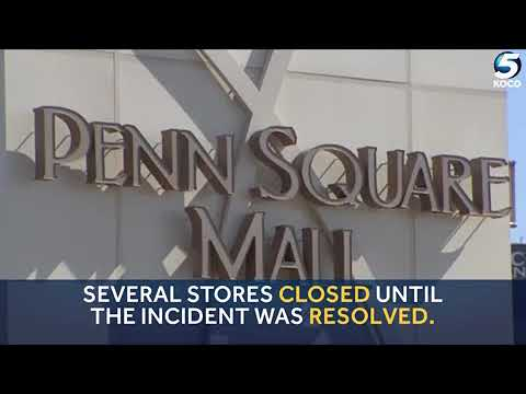 Nine Teenagers Involved In Brawl At Penn Square Mall