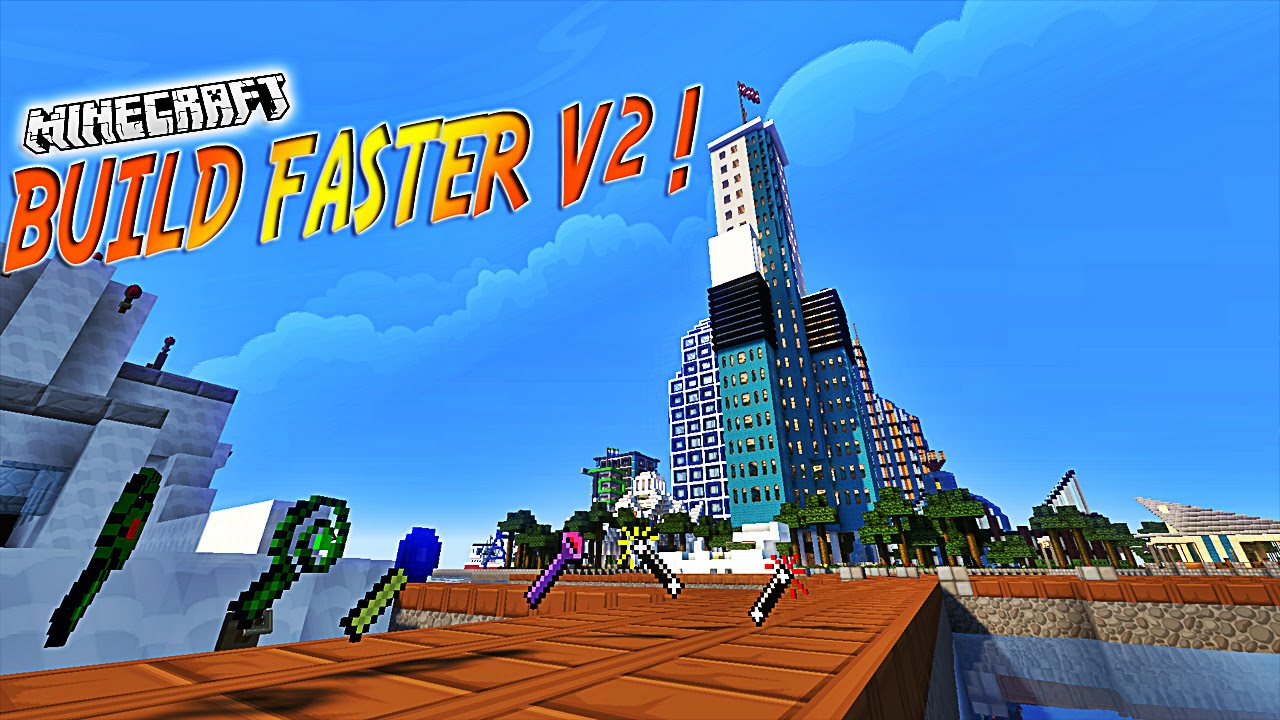 build faster mod