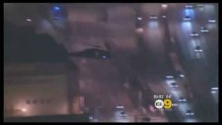 Special Forces and L.A.P.D. Urban Terror Training downtown Los Angeles CA (Jan 25, 2012) HD