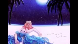 ♫ Nightcore - Nachts Zum Strand gehen【Alex C. feat. Yass】+Lyrics* HD ♫