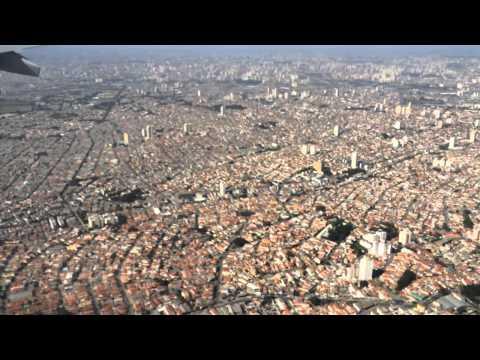 Sao Paulo sky view