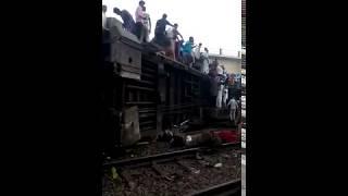 Kalinga Utkal Express train accident, uttar pradesh, 19 August 2017
