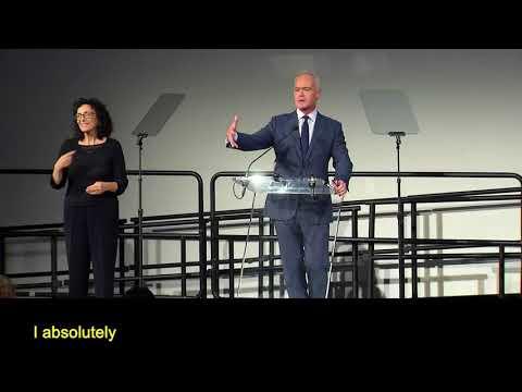 DRA's Inaugural New York Gala 2017: full video, 1 of 2