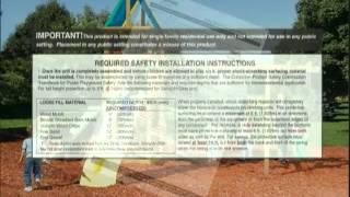 Ch 13 - Safety Installation, Custom/diy Install Dvd - Swing-n-slide Ni 2103