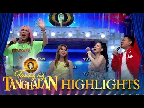 Charlene Mae Fiel sings her impromptu song for Vice Ganda | Tawag ng Tanghalan