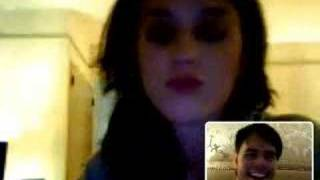 Katy Perry video chat with Perez Hilton