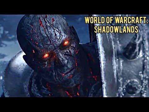 World Of Warcraft: Shadowlands | Темные Земли | Русский ролик (2020)