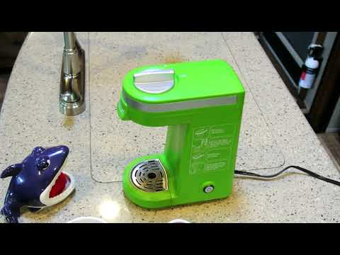 The Chulux K-Cup Coffee Maker
