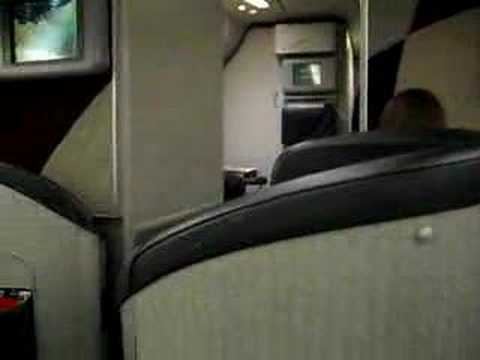 American Airlines 777 First Class DFW-LGW