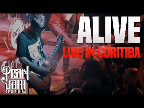 10 - Alive - Ao Vivo em Curitiba no Claymore Highway Bar - Pearl Jam Cover Ribeirão (2018)