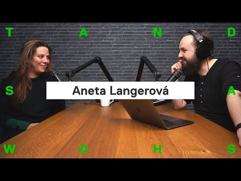 Aneta Langerová: Bála jsem se vycházet z domu, pronásledoval mě bulvár (podcast)