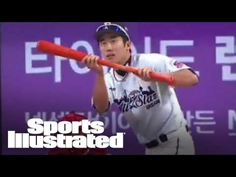 Korean Baseball Bunt Derby Is Exactly What You Think It Is | Mustard Minute | Sports Illustrated