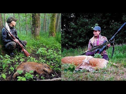 Pirsch mit Jagdgirls - Hunter Brothers