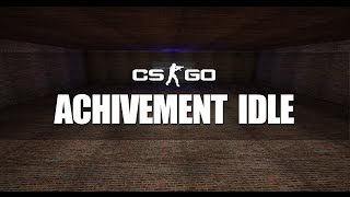 CS:GO ▪ King of the Kill & Cold Pizza Eater Achievement Map [100% idle]