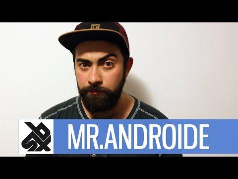 MR.ANDROIDE   Latin American Beatbox Champion