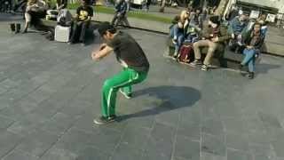 IMPROVISATION AT  REMBRANDTPLEIN  | LOVERS OF DE MOVEMENT |DIEGO OLIVEIRA
